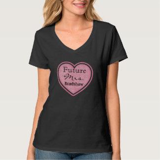Future Bride Heart T-Shirt