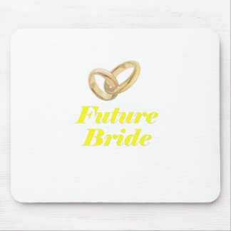 Future Bride Mouse Pad