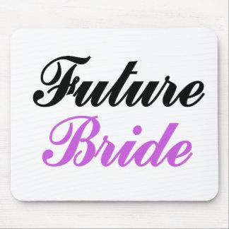 Future Bride Mouse Pad
