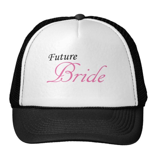 Future Bride Trucker Hat