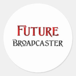 Future Broadcaster Stickers
