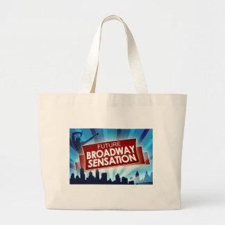Future Broadway Sensation Large Tote Bag