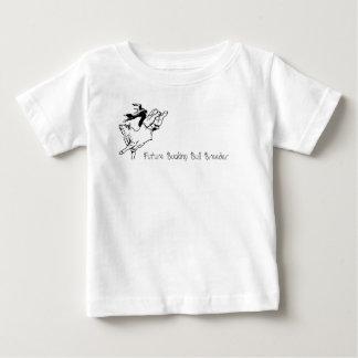 Future Bucking Bull Breeder Baby T-Shirt