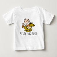 Future Bull Rider T-shirts and Gifts.