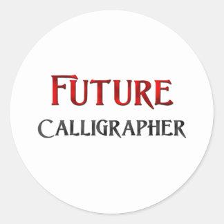 Future Calligrapher Stickers