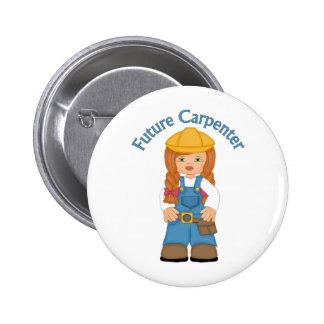 Future Carpenter Construction Worker- GIRLS Pins