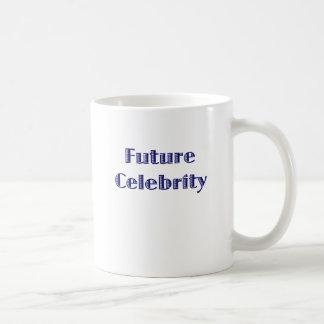 Future Celebrity Classic White Coffee Mug