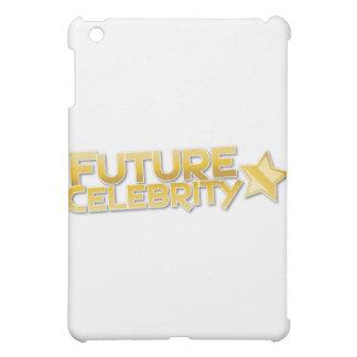 FUTURE CELEBRITY iPad MINI CASE
