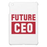 Future CEO Chief Executive Officer Businessman iPad Mini Cover