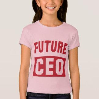 Future CEO Chief Executive Officer Businessman T-Shirt