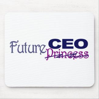 Future CEO Mouse Pad