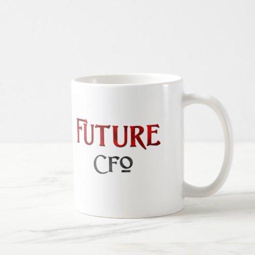Future Cfo Classic White Coffee Mug