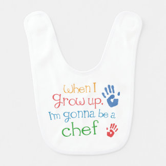 Future chef Baby Bib