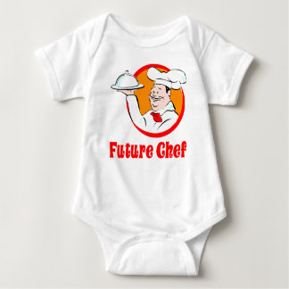 FUTURE CHEF BABY BODYSUIT