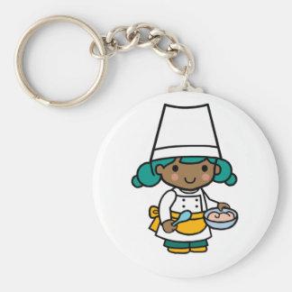Future Chef / Baker / Pâtissier Keychain