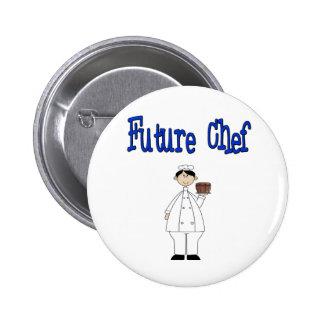 Future Chef ( boy) Pin