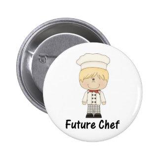 future chef (boy) pins