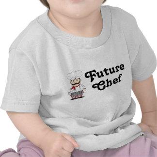 Future Chef Infant Tee Shirt