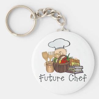 Future Chef Keychain