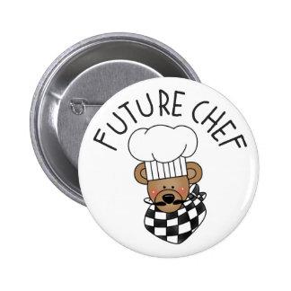 Future Chef Kitchen Button