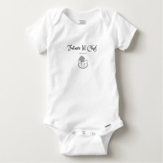 Future Chef like Daddy! Baby Onesie