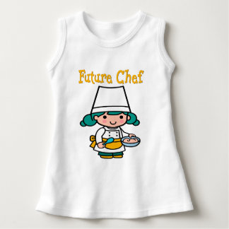 Future Chef When I Grow Up Dress