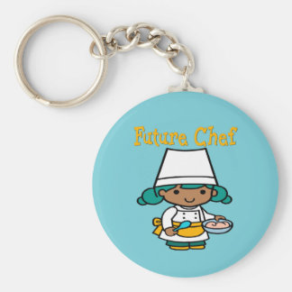 Future Chef When I Grow Up Keychain