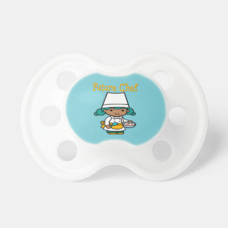 Future Chef When I Grow Up Pacifier
