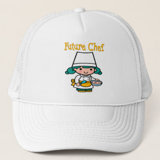 Future Chef When I Grow Up Trucker Hat