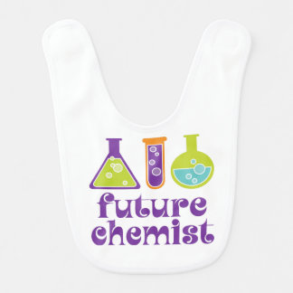 Future Chemist Baby Bib