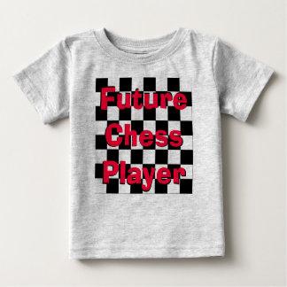 Future Chess Player Toddler Children Chess Shirt 3