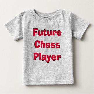 Future Chess Player Toddler Children Chess Shirt 4