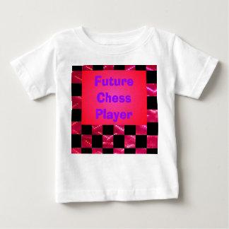 Future Chess Player Toddler Children Chess Shirt 5