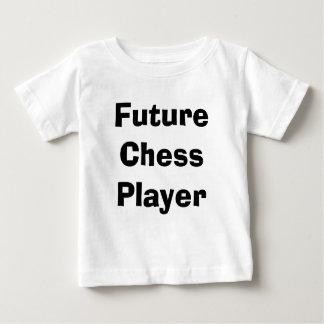 Future Chess Player Toddler Children Chess Tshirt