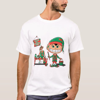 Future Christma Elf In Training T-Shirt