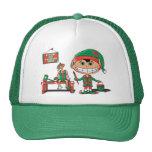 Future Christma Elf In Training Trucker Hat