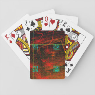 Future Circuit Playing Cards