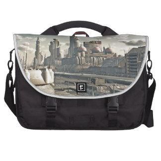 Future City Streets Computer Bag