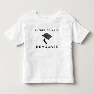 Future College Graduate Toddler T-shirt