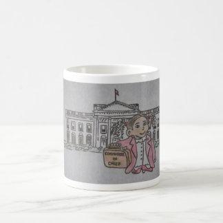 Future Commander-in-Chief Coffee Mug