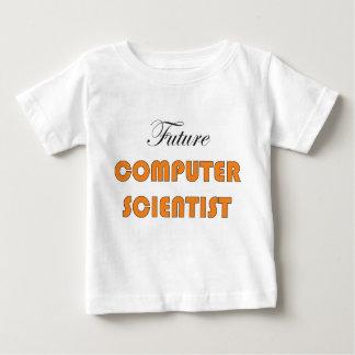 Future Computer Scientist Baby T-Shirt