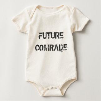 Future Comrade Baby Bodysuit