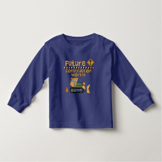 Future Construction Worker Tshirts and Gifts