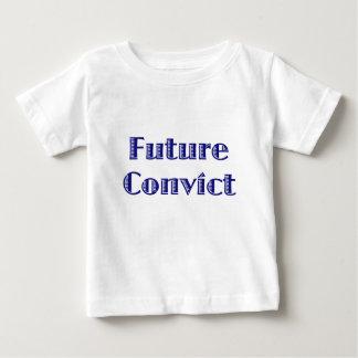 Future Convict Baby T-Shirt