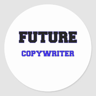 Future Copywriter Stickers