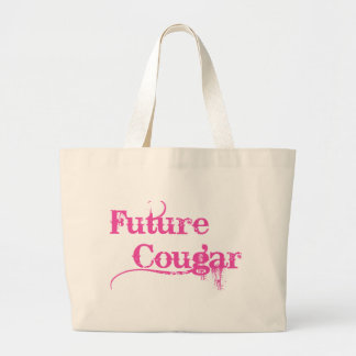 Future Cougar Large Tote Bag