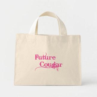 Future Cougar Mini Tote Bag
