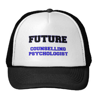 Future Counselling Psychologist Trucker Hat