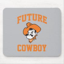 Future Cowboy Mouse Pad