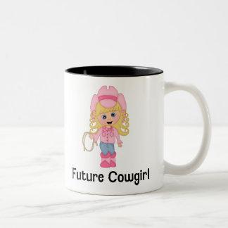 Future Cowgirl Coffee Mugs